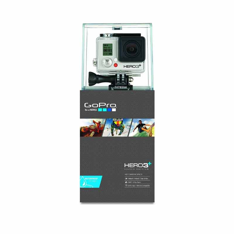 comprar gopro hero 3 silver comprar una gopro. Black Bedroom Furniture Sets. Home Design Ideas