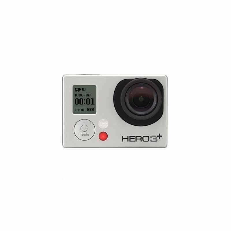 Comprar una GoPro HERO 3+ Silver especificaciones
