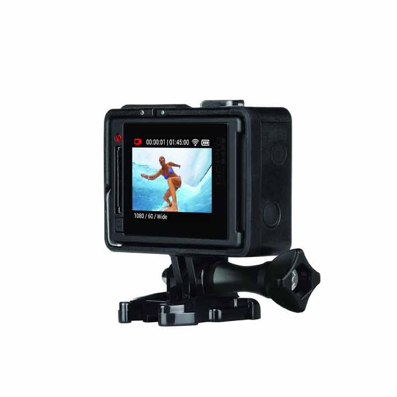 Comprar una GoPro HERO 4 Silver estilo