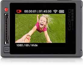 Comprar una GoPro HERO 4 Silver tactil