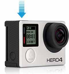 Comprar una GoPro HERO 4 Silver quickcapture