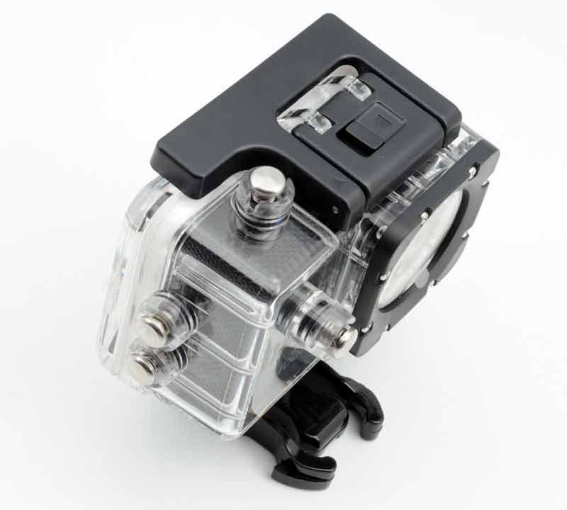 Comprar una QUMOX WIFI SJ4000 Black resistente al agua