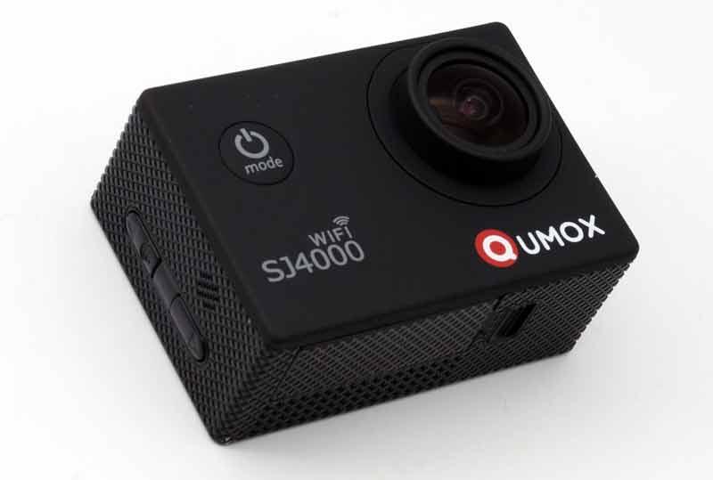 Comprar una QUMOX WIFI SJ4000 Black estilo