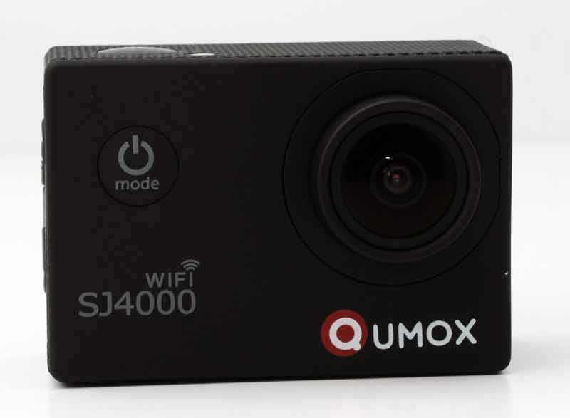 Comprar una QUMOX WIFI SJ4000 Black frontal