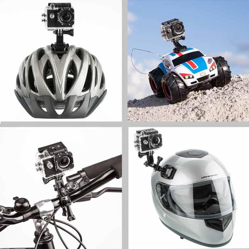 Comprar una Ultrasport UmovE HD60 accesorios